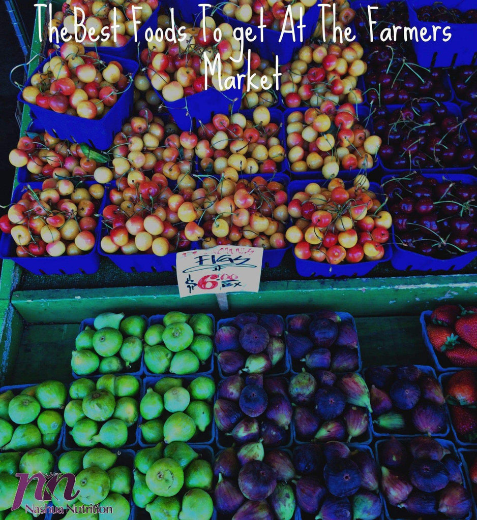 Best Foods To Pick Up At The Farmers Market