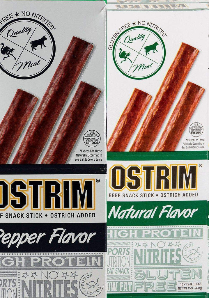 The Health Benefits of Using Ostrich in Ostrim Snacks