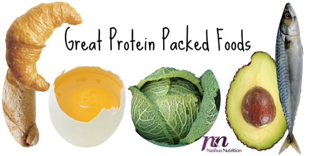 Great Protein-Packed Foods