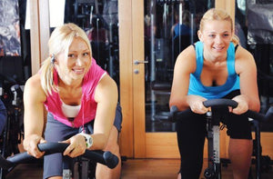 Why Spin Class Slims Thighs, not Bulks Them