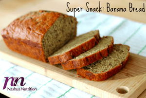 Super Snack: Banana Bread