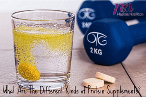 What Are The Different Kinds of Protein Supplements?