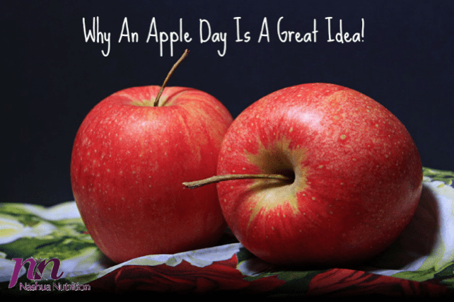Why An Apple Day Is A Great Idea!