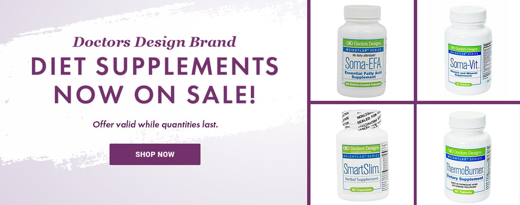 Doctors Designs Diet Supplements On Sale This Week!