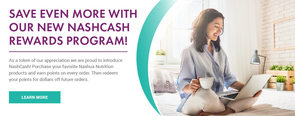 Save Even More With Our New NashCash Rewards Program!
