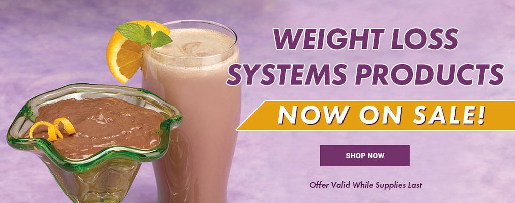 Weight Loss Systems Brand Products On Sale at Nashua Nutrition!