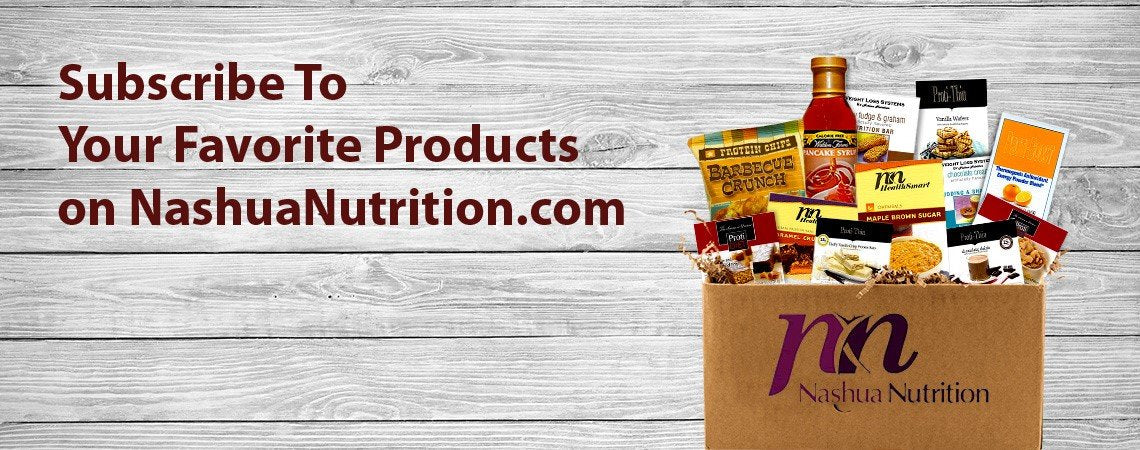 Subscribe & Save 10% on Your Favorite Products at NashuaNutrition.com!