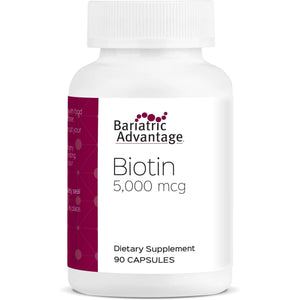 Bariatric Advantage - Biotin - 90 Count - Nashua Nutrition