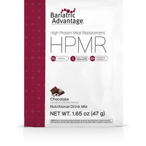 Bariatric Advantage - High Protein Meal Replacement - Chocolate - Single Serving-Nashua Nutrition