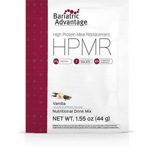 Bariatric Advantage - High Protein Meal Replacement - Vanilla - Single Serving-Nashua Nutrition