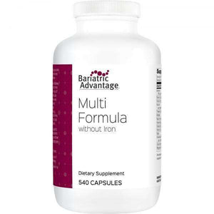 Bariatric Advantage - Multi Formula Capsules (540 Count) - Nashua Nutrition