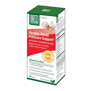 Bell Lifestyle - Blood Pressure Formulation #26 (60 Capsules)-Nashua Nutrition