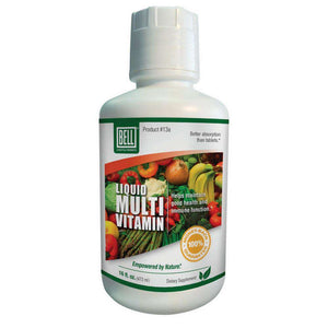 Bell Lifestyle - Liquid Multi-Vitamin Complex #13a - 30 Servings-Nashua Nutrition