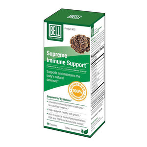 Bell Lifestyle - Supreme Immune Support #52 (90 Capsules)-Nashua Nutrition