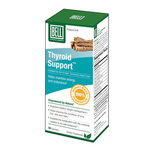 Bell Lifestyle - Thyroid Support #78 (90 Capsules)-Nashua Nutrition