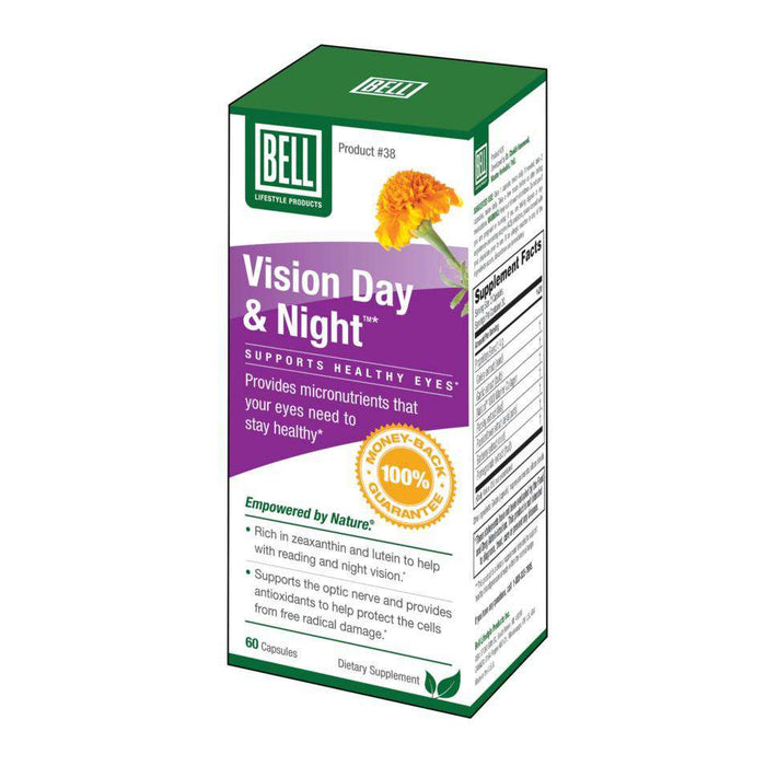 Bell Lifestyle - Vision Day & Night #38 (60 Capsules)