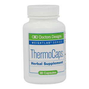 Doctors Designs - ThermoCaps - Increase Metabolism - 90 Capsules-Nashua Nutrition