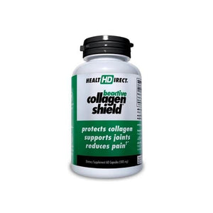 Health Direct - BeActive Collagen Shield - Joint Care & Muscle Relief - 60 Capsules