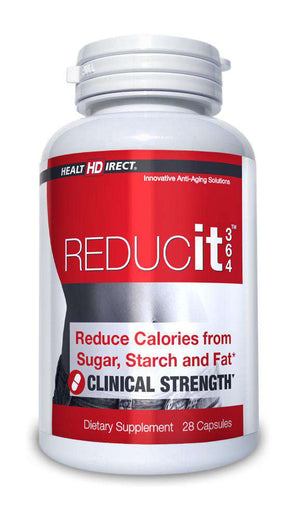 Health Direct - REDUCit 364 (56 Capsules)-Nashua Nutrition