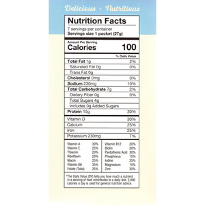 HealthSmart 100 Calorie Meal Replacement Vanilla, 7 Servings-Nashua Nutrition