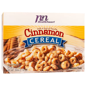 HealthSmart Cereal - Cinnamon - 7/Box-Nashua Nutrition