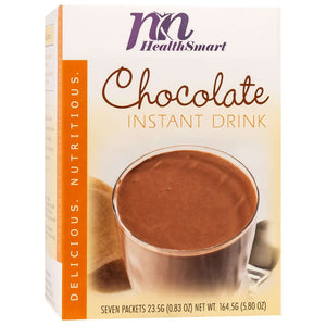HealthSmart Cold Drink - Instant Chocolate Drink - 7/Box-Nashua Nutrition