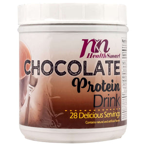 HealthSmart Cold Drink - Instant Chocolate Protein Drink - 28 Serving Canister-Nashua Nutrition