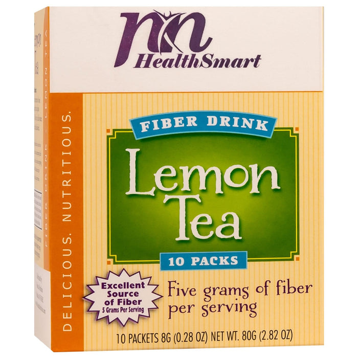 HealthSmart FIBERight - Lemon Tea - 10/Box