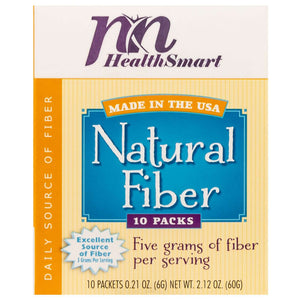 HealthSmart FIBERight - Natural (Unflavored) - 10/Box-Nashua Nutrition