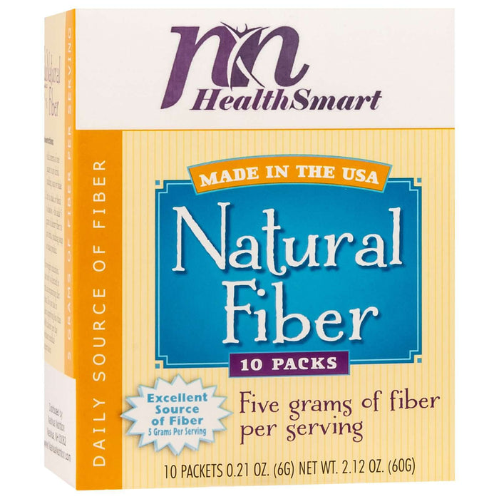 HealthSmart FIBERight - Natural (Unflavored) - 10/Box
