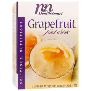 HealthSmart Fruit Drink - Grapefruit - 7/Box-Nashua Nutrition