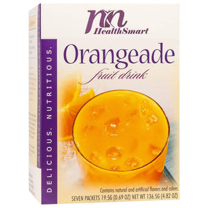 HealthSmart Fruit Drink - Orangeade - 7/Box-Nashua Nutrition