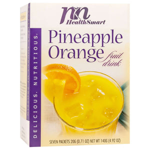 HealthSmart Fruit Drink - Pineapple Orange - 7/Box-Nashua Nutrition