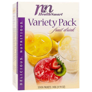 HealthSmart Fruit Drink - Variety Pack - 7/Box-Nashua Nutrition
