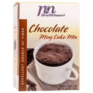 HealthSmart Mug Cake - Chocolate - 7/Box-Nashua Nutrition