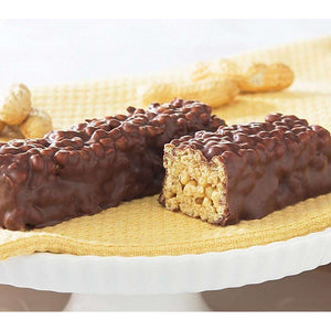 HealthSmart Protein Bar - Chocolate Peanut - 7/Box-Nashua Nutrition