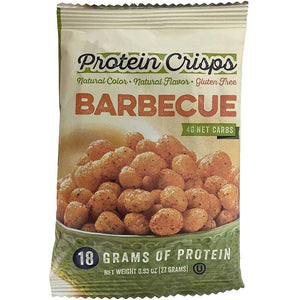 HealthSmart Protein Crisps - Barbecue - 1 Bag-Nashua Nutrition