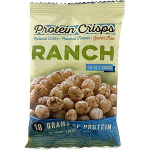 HealthSmart Protein Crisps - Ranch - 1 Bag-Nashua Nutrition