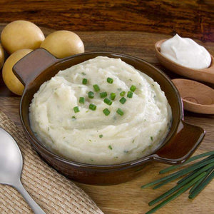HealthSmart Light Entree - Mashed Potato - Sour Cream & Chive - 7/Box-Nashua Nutrition
