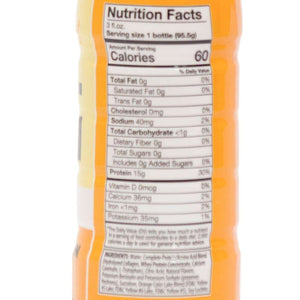 HealthSmart Protein Shot - Orange - 1 Shot - Nashua Nutrition