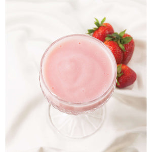 HealthSmart Pudding & Shake - California Strawberry - 7/Box-Nashua Nutrition