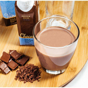 HealthSmart - Ready to Drink - Protein Drink - Chocolate Milkshake - 6 Cartons/Box-Nashua Nutrition