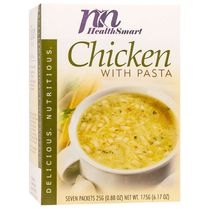 HealthSmart Soup - Chicken with Pasta - 7/Box