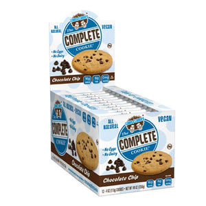 Lenny & Larry's - The Complete Cookie - Chocolate Chip - 1 Cookie or 12/Box - Nashua Nutrition