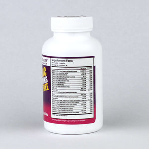 ProCare Health - Bariatric Multivitamin Capsule - Iron Free - 1 Once Daily - 30ct Bottle-Nashua Nutrition