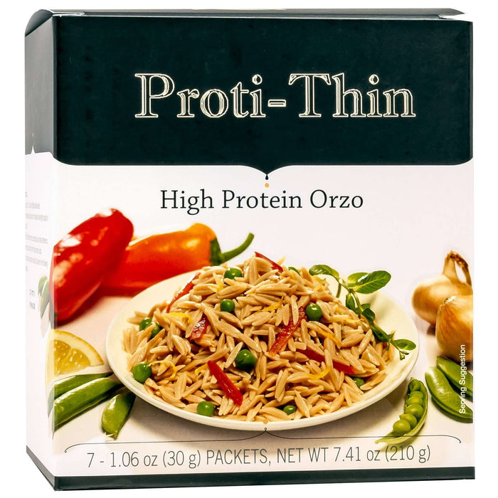 Proti-Thin High Protein Pasta - Orzo - 7/Box