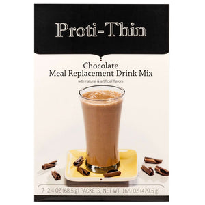Proti-Thin Meal Replacement VHP - Chocolate - 7/Box - Nashua Nutrition