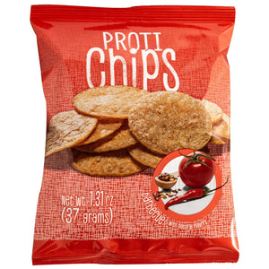 Proti-Thin Proti Chips - Barbecue (1 Bag)-Nashua Nutrition