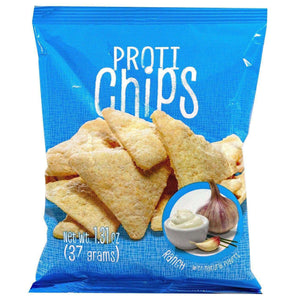 Proti-Thin Proti Chips - Ranch (1 Bag)-Nashua Nutrition