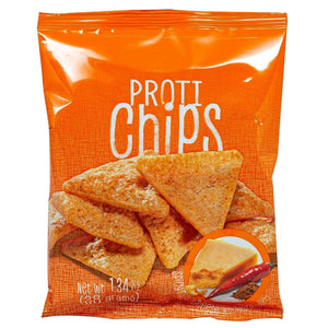 Proti-Thin Proti Chips - Spicy Nacho Cheese (1 Bag)-Nashua Nutrition